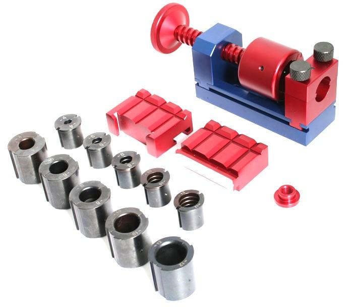 Aluminium Adaptor Fittings Hose Installation Kit Set - AS045