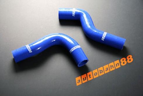 Autobahn88 Silicone Radiator hose kit for Subaru Impreza WRX / WRX STi GC8 92-00 Blue - ASHK01A-B