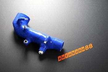 Autobahn88 Silicone Induction Hose for Subaru Impreza WRX GDA/GDB (A-G) EJ205 /EJ207 (Blue) - ASHK04-B