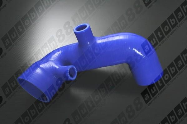 Autobahn88 Silicone Intake Hose kit for Fiat Punto 1.4 GT 1.4 L Turbo 1993-1999 Blue - ASHK189-B