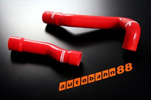 Autobahn88 Silionce Radiator hose kit for BMW M3 E46 Red - ASHK29-R
