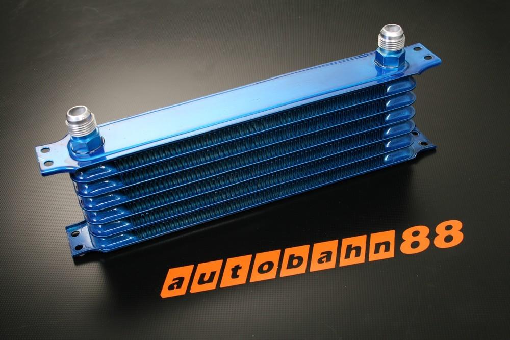 Autobahn88 Oil Cooler tank 7 rows 250x80x50mm core - CAOC05