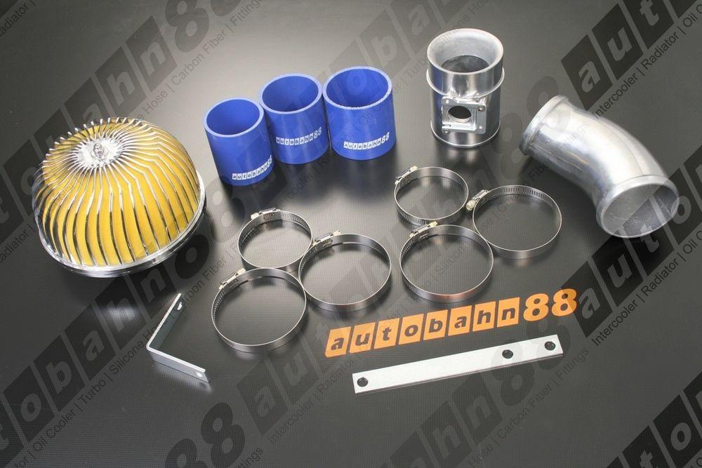 Autobahn88 Racing Suction Kit for Subaru WRX GRB AFM adaptor - CAPP020B