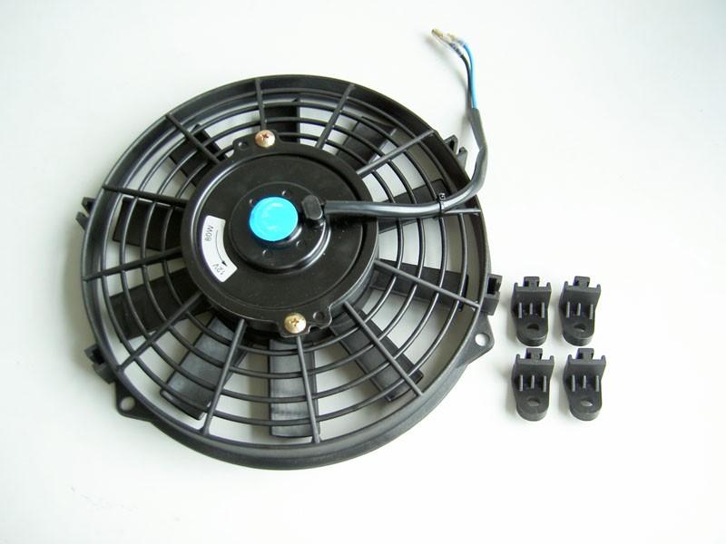 Universal Radiator Fan 12inch Straight Leaf Blade - CARF04s