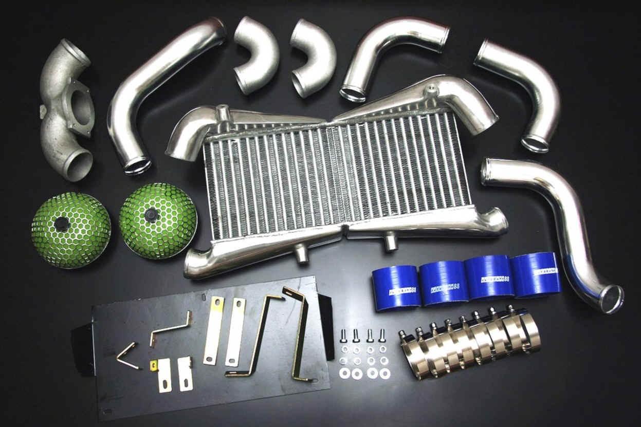 Autobahn88 Intercooler complete kit for Nissan Fairlady Z32 300ZX VG30DETT 89.7-93.8 - CARP034