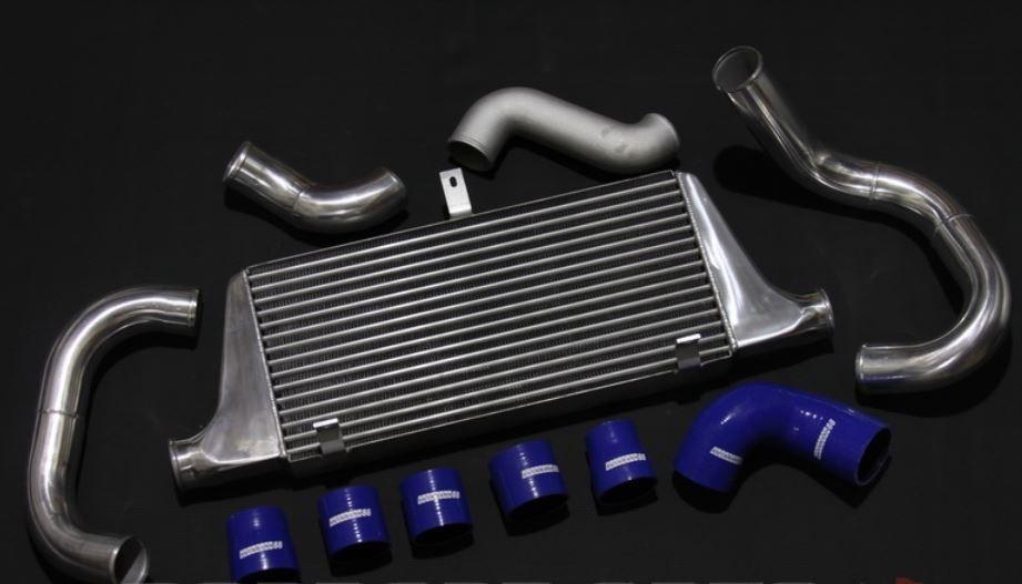 Autobahn88 Intercooler complete kit for Toyota Toyota ARISTO Twin Turbo - CARP042b