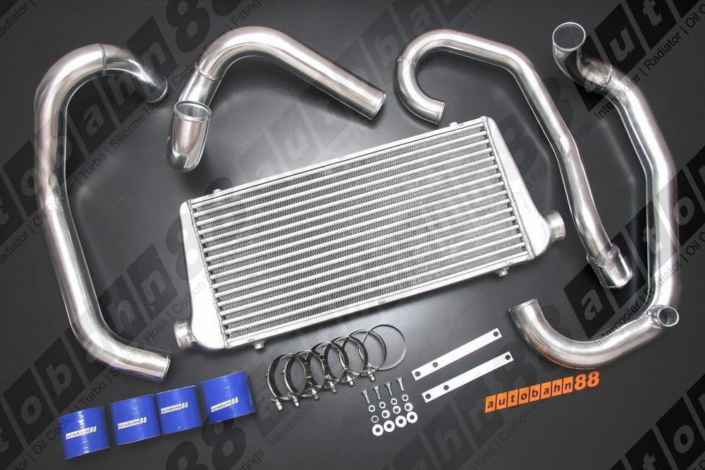 Autobahn88 Intercooler complete kit for Subaru Ver 3-6 Impreza WRX GC8 96-00  - CARP06