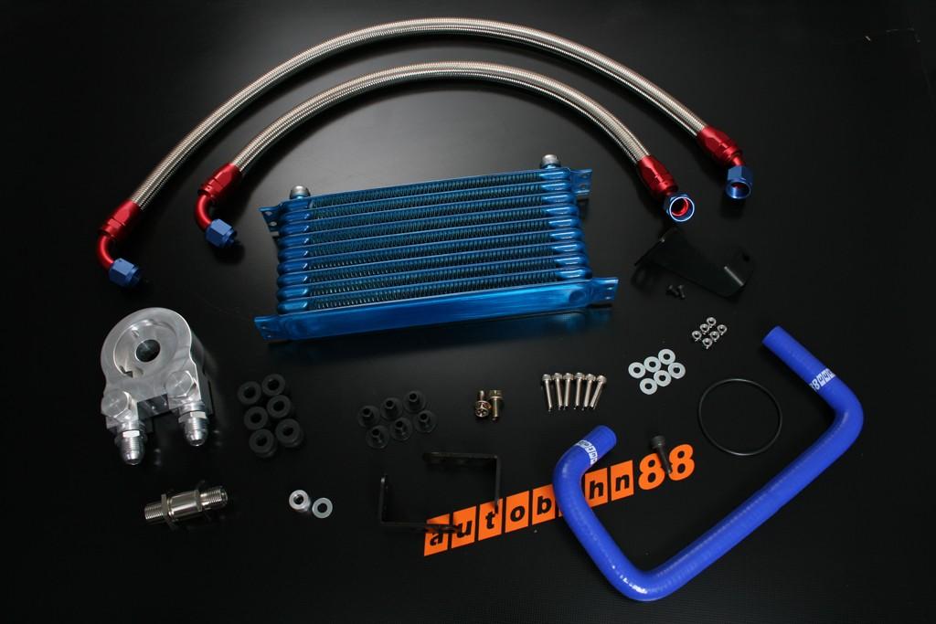 Autobahn88 TOYOTA Land Cruiser 100 98-07 Oil Cooler Kit - POCK001