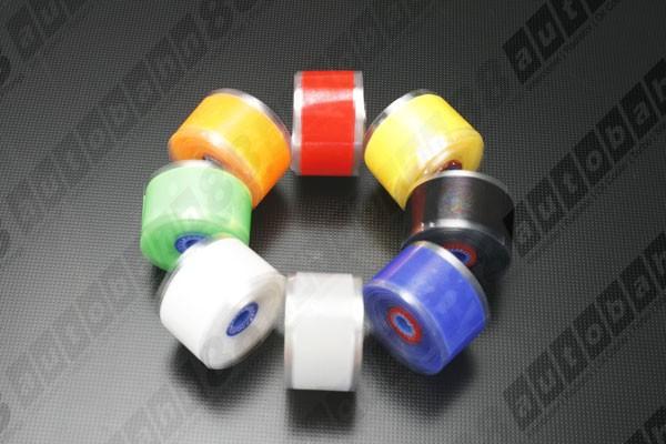 Silicone Rescue Tape - waterproof / self-fusing / silicone repair  - Black
