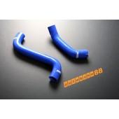 Autobahn88 Silicone Radiator hose kit for Subaru Impreza WRX / WRX STi GDB 00-07 Blue - ASHK02-B