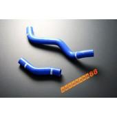 Autobahn88 Silicone Radiator hose kit for Mitsubishi Lancer Evolution I-III(1-3) Blue - ASHK05-B