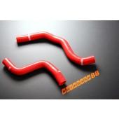 Autobahn88 Silicone Radiator hose kit for Mitsubishi Lancer Evolution 9 Red - ASHK102-R