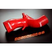 Autobahn88 Silicone Induction Hose kit for Mitsubishi Lancer Evolution 7-9 Red - ASHK117-R