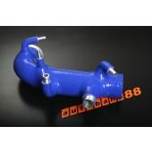 Autobahn88 Silicone Induction pipe for Subaru WRX GRB 07~ Blue - ASHK131-B