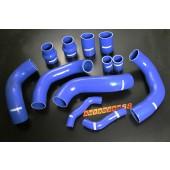 Autobahn88 Silicone Intercooler hose kit for Nissan Skyline GTR 35 Blue - ASHK133-B