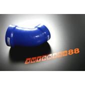 Autobahn88 Silicone Cold Intake Pipe for Porsche 996 98-02 Blue - ASHK50-B