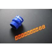 Autobahn88 80mm 3.15inch Silicone Hump Hose Blue - ASHU05-80B