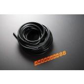 Autobahn88 3mm Silicone Vacuum Tube Hose 1 Meter Black - ASHU06-3BK