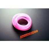 Autobahn88 3mm Silicone Vacuum Tube Hose 1 Meter Pink - ASHU06-3P