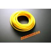 Autobahn88 3mm Silicone Vacuum Tube Hose 1 Meter Yellow - ASHU06-3Y