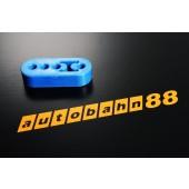 Autobahn88 Muffler Hanger Type 3-12mm 2pcs - CAMU04b