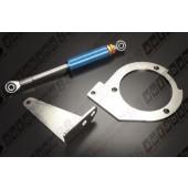 Engine Torque Damper for Mitsubishi EVO Evolution 4  5  6 4G63 96-01 - CAPP301