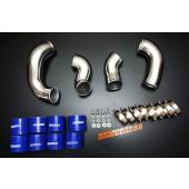 Autobahn88 Intercooler silicone piping kit Nissan Skyline R32 GTR  - CARP037b