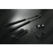 Bonnet Hood Strut Support Damper Kit for Nissan Tiida Latio Versa 04-10 4/5D C11X - Autobahn88 - DAMP52